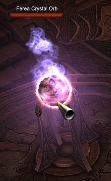Fereal Crystal orb
