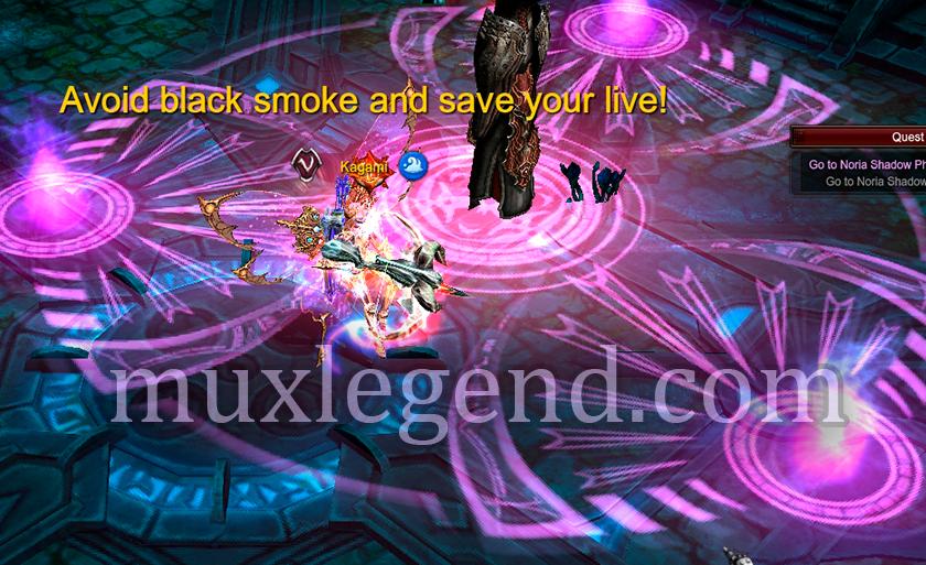 Black Smoke mu online