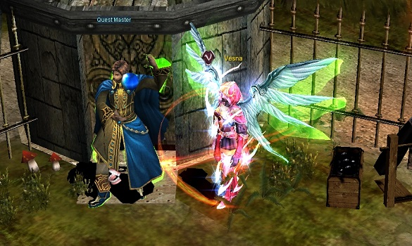 MUXLegend Quest system MU Online