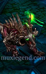 Monster of the swamp mu online