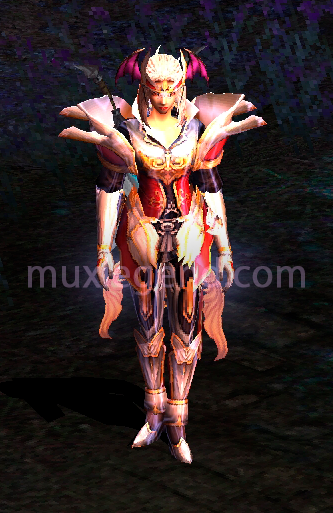 Blood Angel Set MU Online