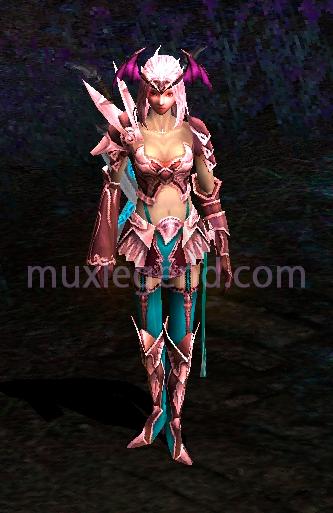 Slayer red wing Set MU Online