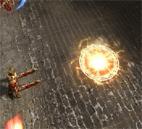 Mine Explosion Ferea boss