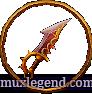 Merciless Gladiator's Dagger Pentagram mu online