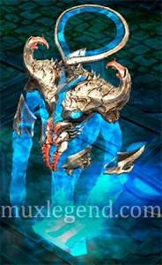 Monster of the water mu online