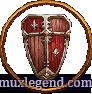Iron Shield of the Magic Pentagram mu online