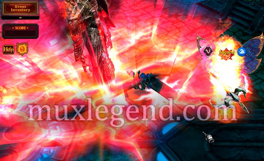 Pentagram of Hell mu online