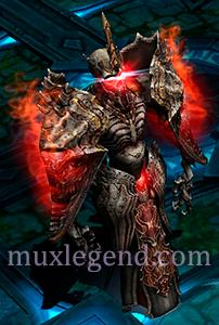God of Darkness mu online boss
